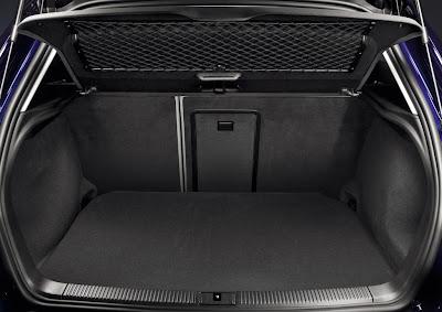 2011 Audi A3 Sportback Cargo Area Place
