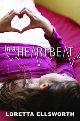 Sarah's random musings...: In a Heartbeat by Loretta Ellsworth