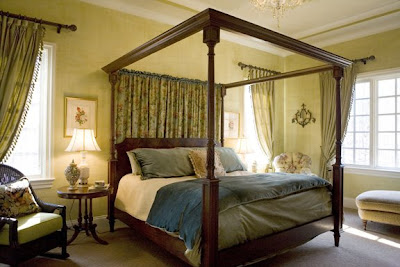 Country Bedroom: This French Country Bedroom