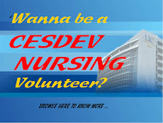 'WANNA BE A VOLUNTEER ?