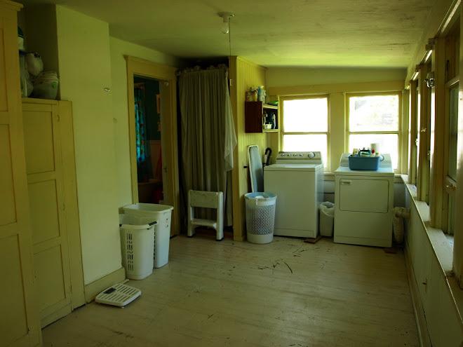 Laundry Room...off bathroom
