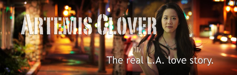 Artemis Clover: The real L.A. love story.