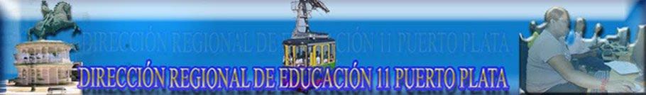 Dirección Regional de Educación 11 de Puerto Plata.