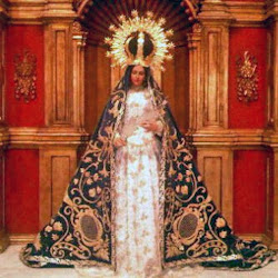 Virgen de la Paz.