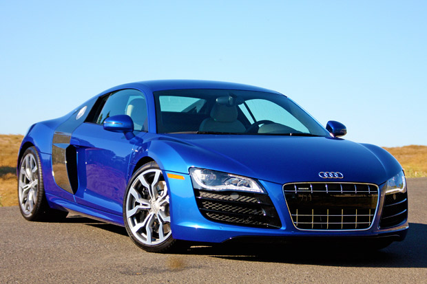 Wallpapers Audi R8 V10