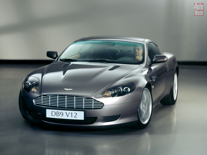 wallpaper aston martin. Wallpapers Aston Martin DB9