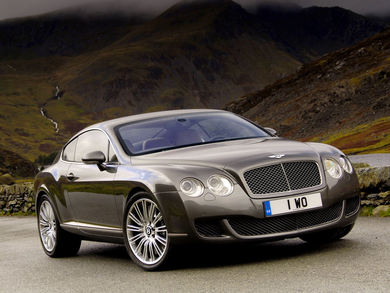 2010 Bentley Continental GTC Inside