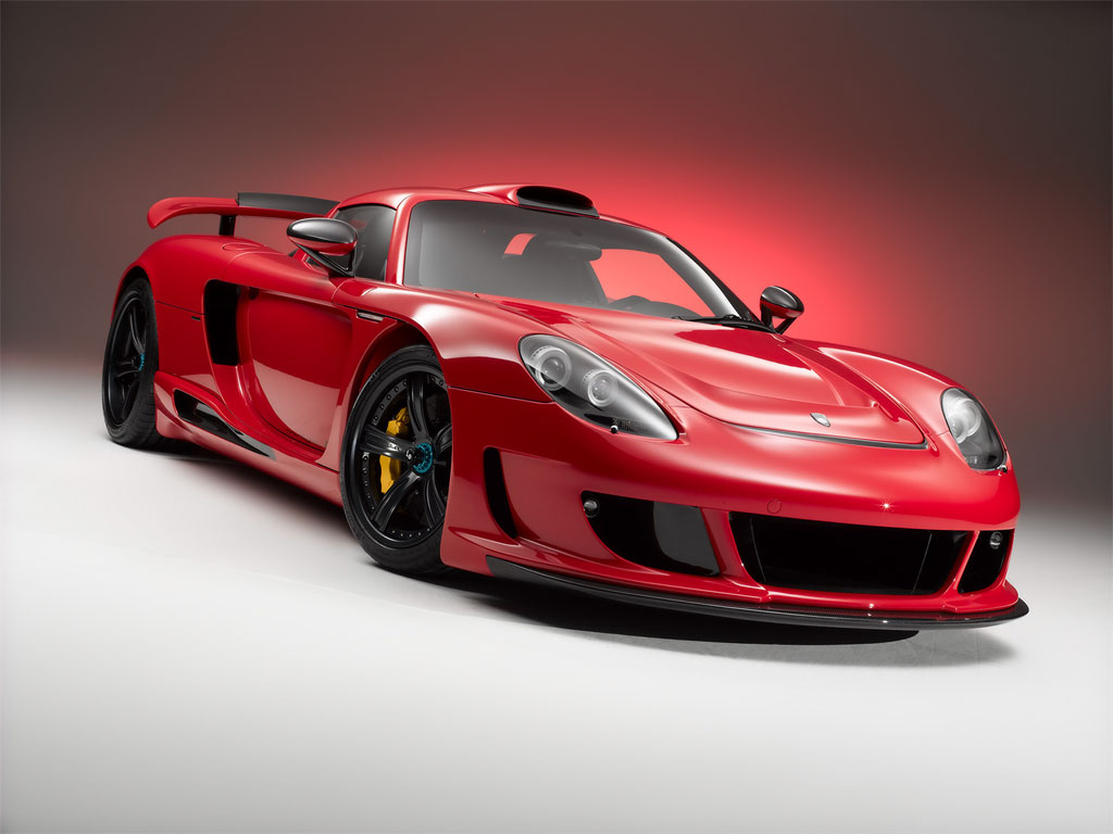 Cars Pictures Information  Porsche Carrera GT