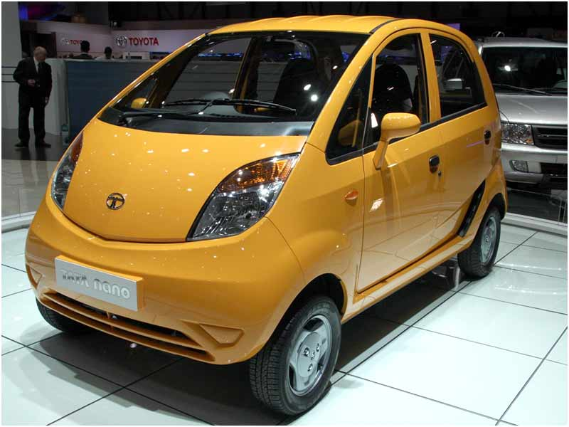 Wallpapars Tata Nano Car