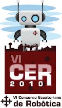 Concurso Ecuatoriano de Robotica CER 2010