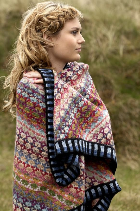 Fair Isle Knitting Kits Canada : A really good yarn just call me chauffeur