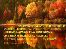 Encourage & Pray for One Another