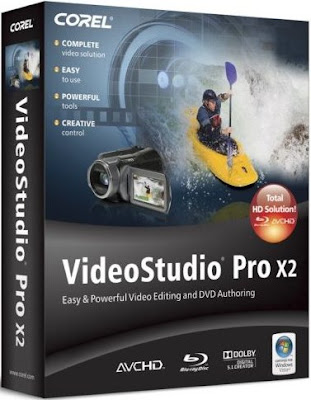 Free Download Corel Ulead Video Studio X2 12.0.98.0 + crack