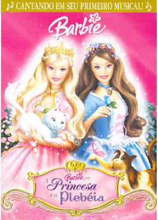 Download Barbie Em: A Princesa e a Plebéia   Dublado