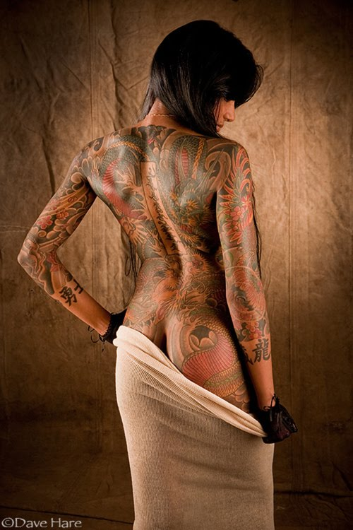 Highlights of Itgirl tattoos art 2012s-78