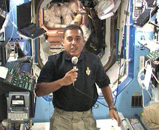 Mission Spcialist Jose Hernandez