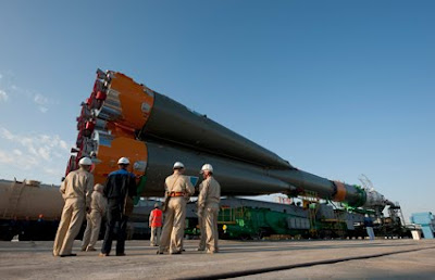 Expedition 21 Prepares for Launch