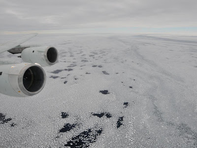 Sea ice in the Bellingshausen Se3a in West Antarctica
