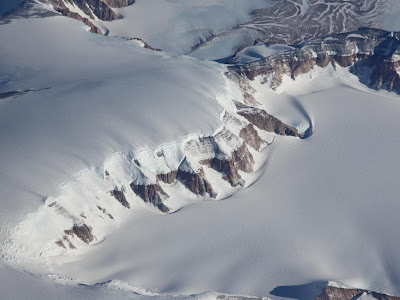 Transantarctic Mountain Range