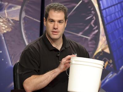 Anthony Colaprete, LCROSS project scientist and principal investigator