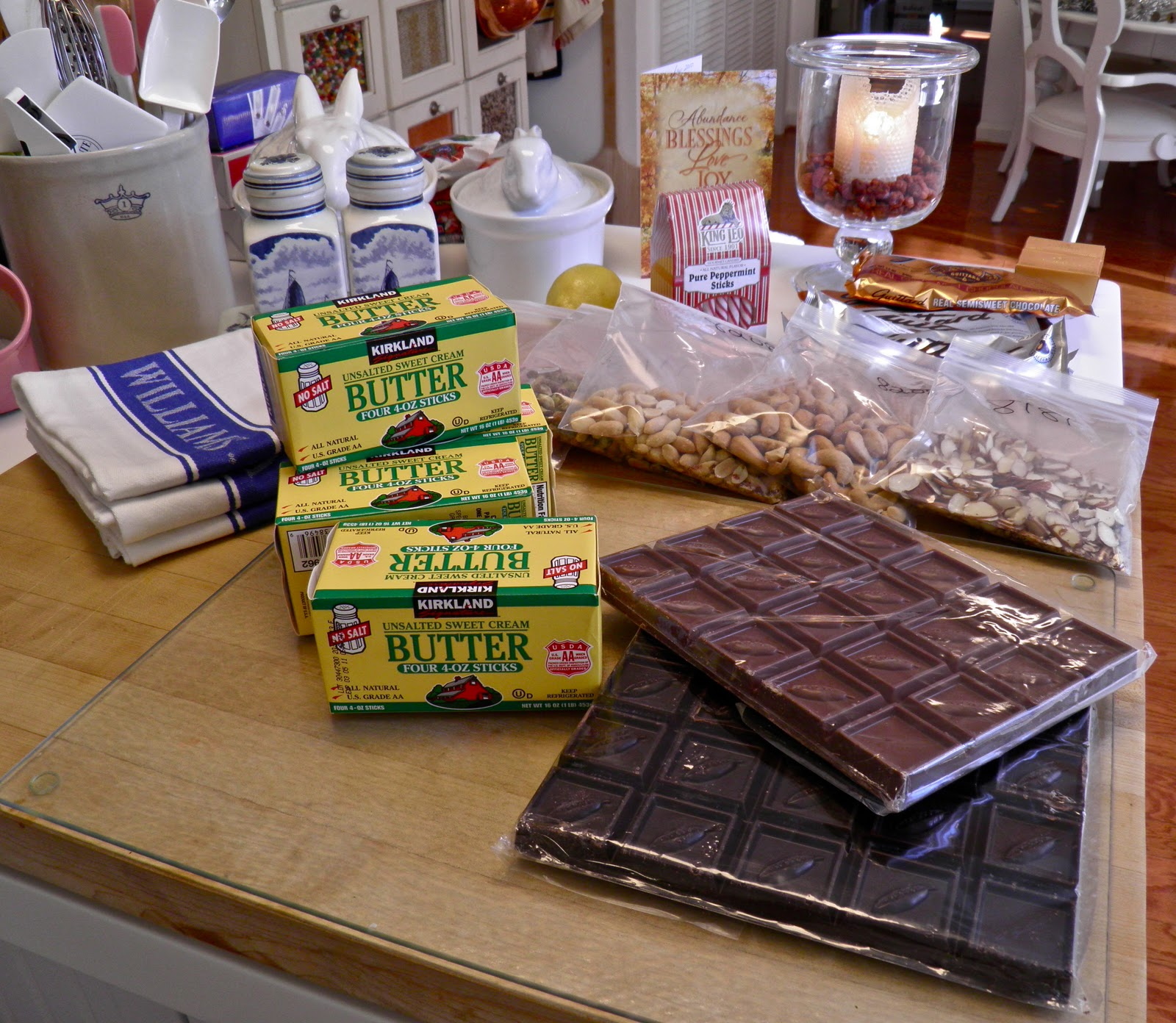 From Captain's Daughter to Army Mom: Let's make Guittard chocolate ...