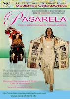 PASARELA (Domingo 22 de noviembre 6:30 pm)