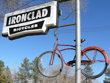 Ironclad Bikes, Prescott, AZ, January 2009.