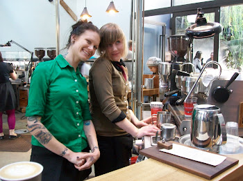 Intelligentsia Baristas.