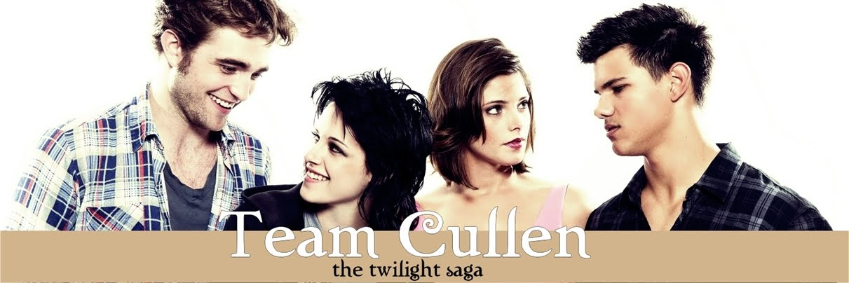 Team Cullen | the twilight saga :: the world of Forks, in Portugal