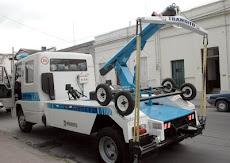 Corralón Municipal para Vehículos en Infracción.