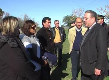 Agua Potable para Desvio Arijón y Caima