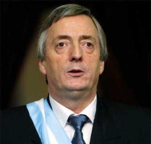 Duelo en Argentina: Fallecimiento de Néstor Kirchner.