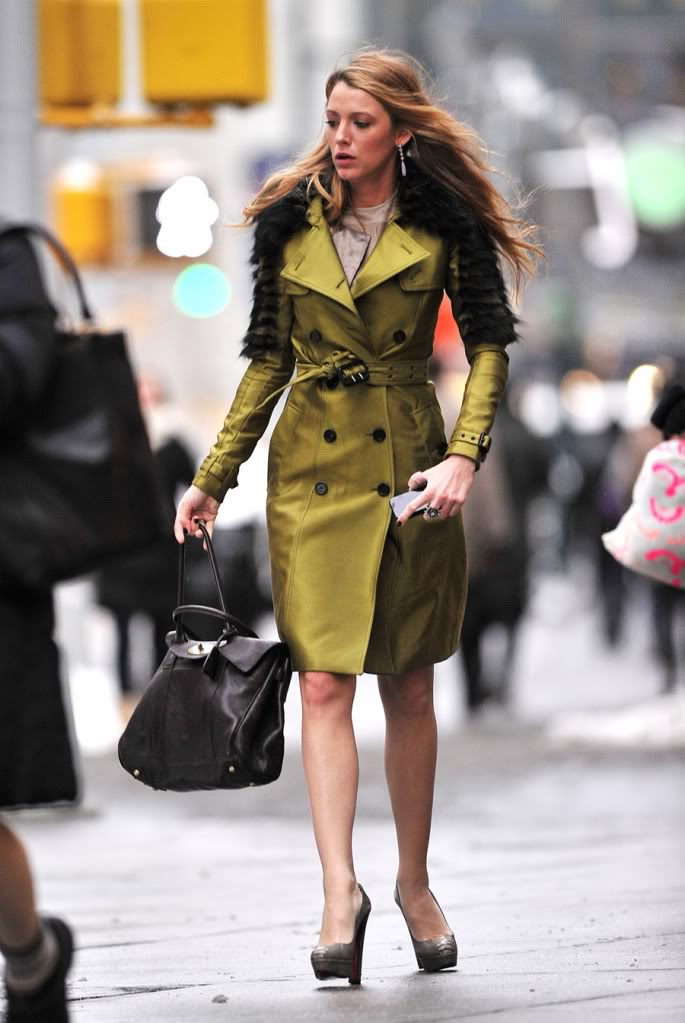 blake lively 2011. Fashion Report:Blake Lively on