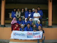 DEJAVATO Team with BUGISAN Village&#8217;s Students Volunteer - Dejavato Indonesia