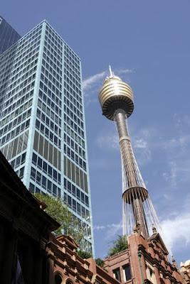 la torre de sydney