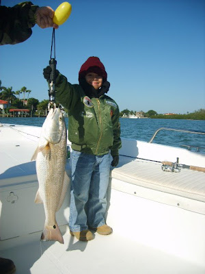 Julian's redfish