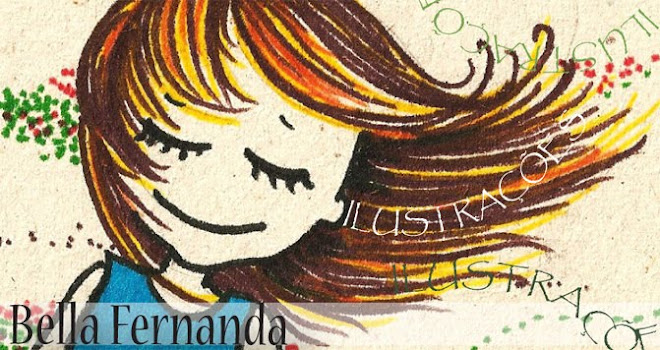 Bella Fernanda - Ilustradora