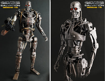 T 400 Terminator think that's all about Terminator Salvation. Worth of your money to ...