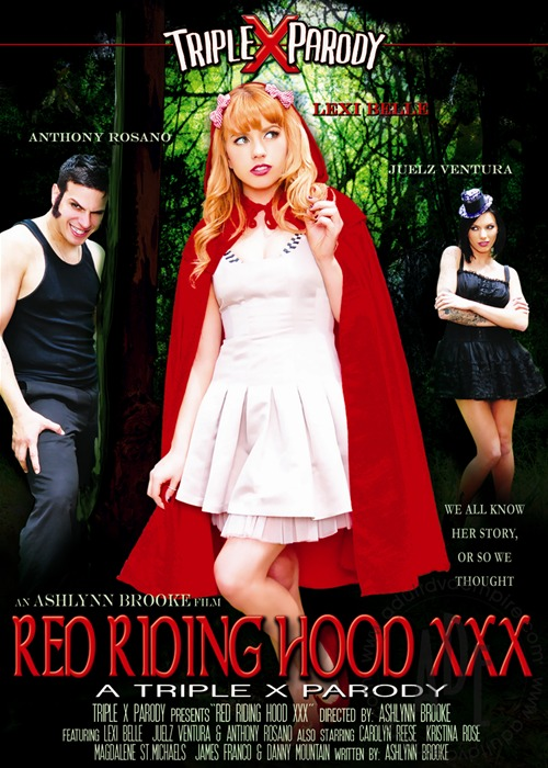 Red riding hood parody where everyone gets to fuck the horny slut 6