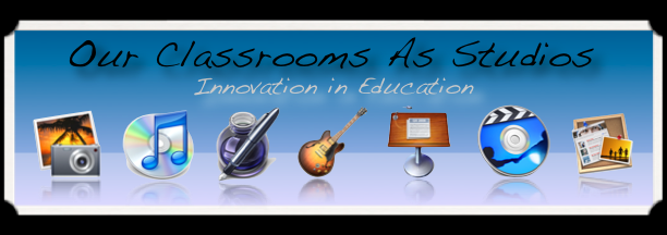 Our Classrooms As Studios