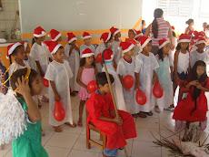 Apresentação de Natal 2008