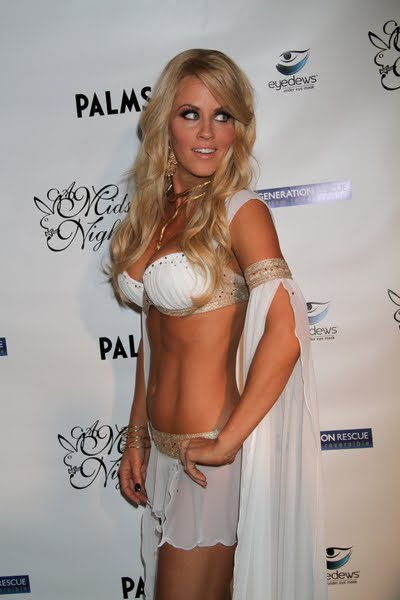 Jenny mccarthy hosts the 4th annual quot midsummer night s dream quot at the