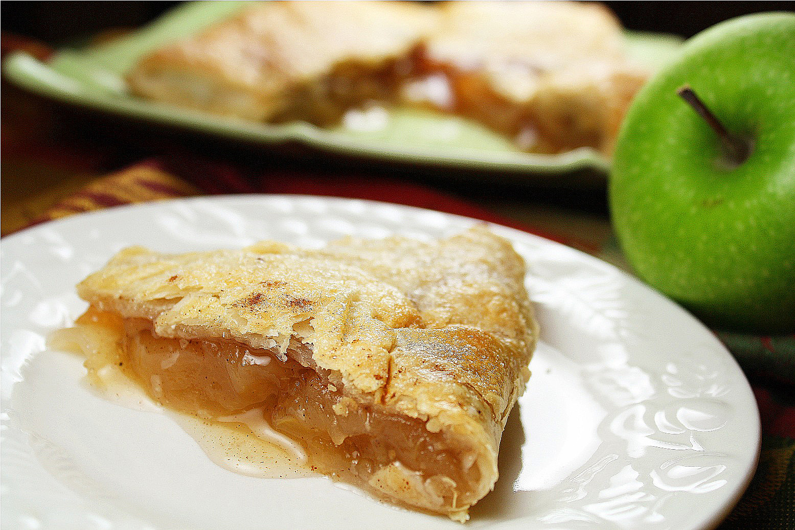 Apple Galette Recipe — Dishmaps