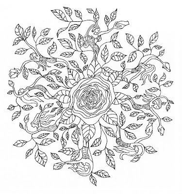 Mandalas Diferentes Para Imprimir E Colorir Desenhos E Riscos