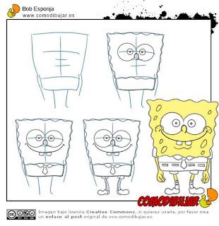 Desenhos Bob esponja