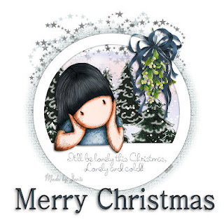 Pequenas imagens com palavras de natal