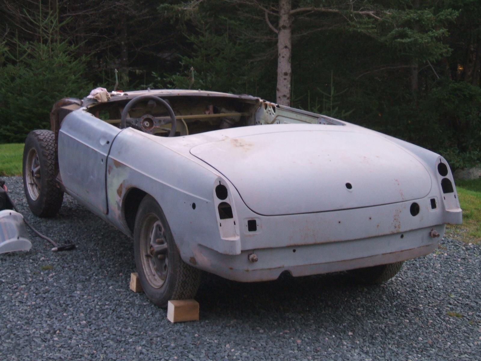 Newfoundland British Automobile Association Owners
