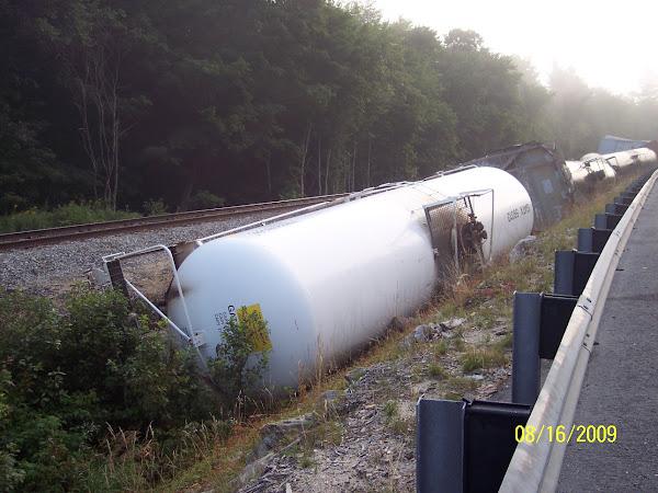 2009 Train Wreck