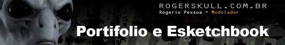 Roger Skull - Portifolio e Sketchbook