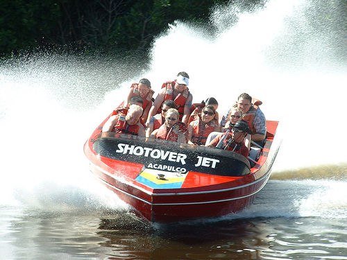 Shotover jet discount coupon